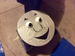 Thomas The Train Halloween Stencils by How To Make Your Wagon Into Thomas The Train U2013 Cakes Crafts U0026 Chaps