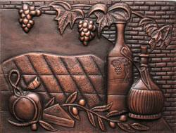 Copper Tiles For Backsplash by Copper Tiles Copper Ceiling Tiles Exterior Copper Ceiling Tiles