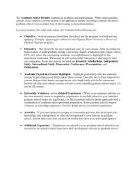 Psychology Graduate Student Resume School Sample Examples For S Large Size