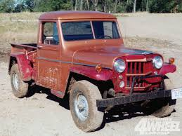 Willys Pickups | IMCDb.org: 1947 Willys Jeep Pickup Truck In