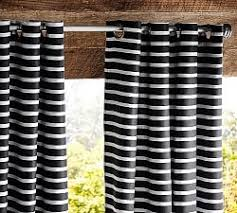 indoor outdoor drapes pottery barn