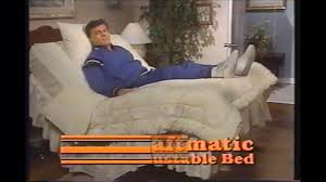 craftmatic adjustable bed commercial 1997 youtube