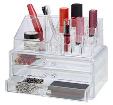 Cosmetic Organizers and Makeup Storage