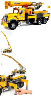 100 Bruder Mack Granite Liebherr Crane Truck Contemporary Manufacture 152934