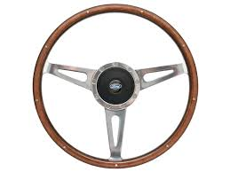 100 Blue Oval Truck Parts 1967 Ford Pickup Steering Wheel BLUE OVAL 15 MUSCLE CAR