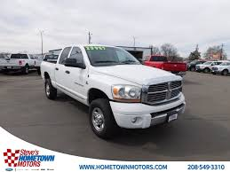 Hometown Motors | Vehicles For Sale In Weiser, ID 83672 Used Dodge Ram 3500 For Sale Cargurus Akrossinfo 2018 Glendora Chrysler Jeep Ca 2006 Slt At Dave Delaneys Columbia Serving 2014 Laramie Dually 4x4 Diesel Truck Avorza Dodge Ram Dually Black Red Edition By Alex Vega In Houston Tx Cars On Pickup Intertional Price Overview Luxury 2500 For Restaurantlirkecom New Craigslist 2001 Youtube Top 1996 Photos Of 1060