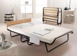 Foam Folding Chair Bed Uk by Jay Be Luna Folding Bed With Memory Foam Mattress Small Double