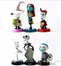 Nightmare Before Christmas Bath Toy Set by Nightmare Before Christmas Bath Toy Set 28 Images Items In