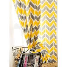 Gray Linen Curtains Target by Yellow Chevron Curtains U2013 Teawing Co