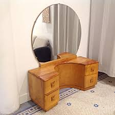 Heywood Wakefield Dresser With Mirror by Heywood Wakefield Rio 4 Drawer Vanity W Mirror Gorgeous Solid