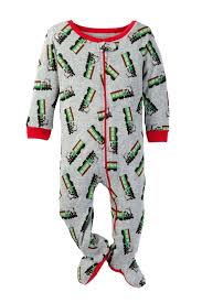 Baby Boy Footed Pajamas Carters Baby Boys Toddler 2 Pack Cotton ...