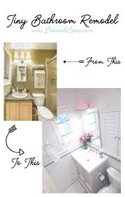 Tiny Bathroom Remodel - Love And Specs 50 Small Bathroom Ideas That Increase Space Perception Modern Guest Design 100 Within Adorable Tiny Master Bath Big Large 13 Domino Unique Bathrooms Organization Decorating Hgtv 2018 Youtube Tricks For Maximizing In A Remodel Shower Renovation Designs 55 Cozy New Pinterest Uk Country Style Simple Best