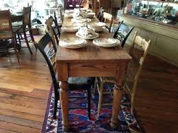 Craigslist Kitchen Tables Restoration Hardware Table With Natural Finish And Ways To Protect It Regard Farmhouse