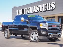 100 Truck Masters Az Used 2016 GMC Sierra 2500HD 4WD Crew CAB 1537 SLT In Phoenix
