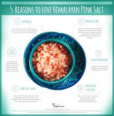 Oil Rain Lamp Wiki by 5 Reasons To Love Himalayan Pink Salt Infographic Live Superfoods
