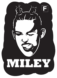 Halloween Stencils For Pumpkins by Carve Your Own Miley Cyrus Future Or Baby North Pumpkins With
