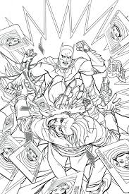 Lego Batman Coloring Book Superhero Colouring Pdf Free Pages For Adults Adult Variant Cover
