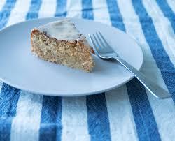 low carb zitronen mandel kuchen
