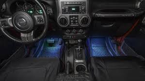 Rugged Ridge Interior Courtesy Lighting Kit for 07 18 Jeep