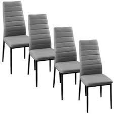 chaise simili cuir gris chaise simili cuir grise achat vente chaise simili cuir grise