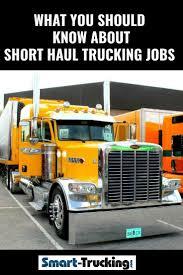 100 Ups Truck Driving Jobs What You Should Know About Short Haul Ing Each Type Of