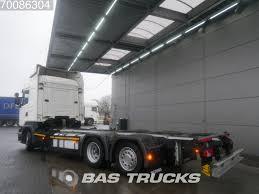 SCANIA R450 Retarder Liftachse German-Truck Konteinervežių ...