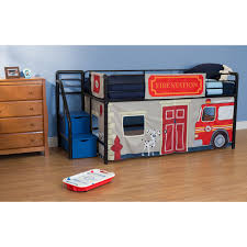 Fire Department Junior Loft With Blue Steps And Storage - Black ... Amazoncom Wildkin 5 Piece Twin Bedinabag 100 Microfiber Kidkraft Toddler Fire Truck Bedding Designs Set Blue Red Police Cars Or Full Comforter Amazon Com Carters 53 Bed Kids Tow Zone Pinterest Size Bed Bedroom Sets Fire Truck Twin Bedding Boys Nee Naa Engine Junior Duvet Cover 66in X 72in Matching Baby Kidkraft Toddler Popular Ideas Decorating