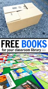 Cheap Books For Decoration by Free Books For Your Classroom Book Bins Free Books And Bag