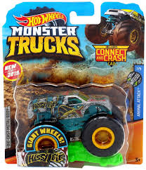 100 Hot Wheels Truck Monster S Animal Attack Hissy Fit 164 DieCast Car
