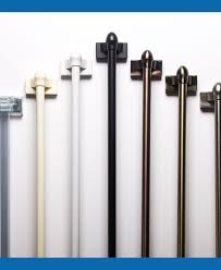 Bed Bath And Beyond Curtain Rod Brackets by Using The Magnetic Curtain Rods On Your Metal Doors And Windows