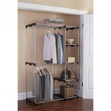 Wire Closet Organizer Mainstays Wire Shelf Closet Organizer