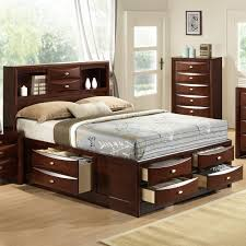 Simple Platform Bed With Drawers by Global Furniture Usa Linda Storage Platform Bed U0026 Reviews Wayfair