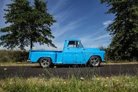 100 Pickem Up Truck 1955 Chevy 3100 Ward Johnsons Perfect Pick Em Fuel Curve