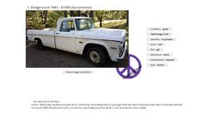 Dodge Truck 1965 - $1800 (Sacramento) - CraigslistAdSaver 1950 Chevy Truck For Sale Craigslist New Car Update 20 Phoenix Arizona Cars And Trucks By Owner Reviews Lifted In Texas Upcoming Imgenes De Sacramento Afraid Of Being Robbed During A Sale Here Are Safe Interview Now And San Luis Obispo Southptofamericanmuseumorg Ca Va Free Craigslist Find 1986 Toyota Dolphin Motorhome From Hell Roof Certified Lexus Rx