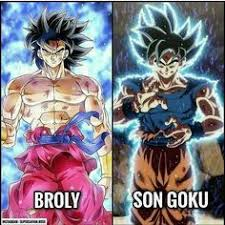 Ultra Instinct Broly Or Goku Credit Supersaiyanrose Please Give If Reposted Thanks Follow Dbzgo For More Hot Content Stay Saiyan