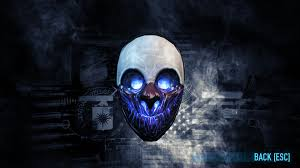 Payday 2 Halloween Masks Disappear by Image Mega Wolf Fullcolor Jpg Payday Wiki Fandom Powered By