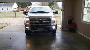 Putco Optic 360 LED Fog Lights on My Platinum Page 2 Ford F150