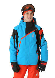 kids u0027 spyder jackets for youth ages 6 16