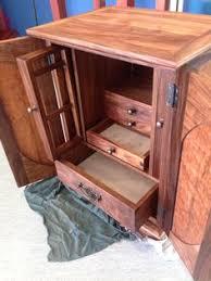Birdseye Maple Veneer Dresser by Exceptionally Elegant Standing Desk By The Ebonist Christoph Wolff