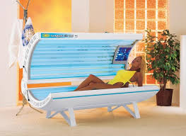 Sunquest Tanning Beds by Wolff 24sf Tanning Bed