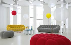 100 Roche Bobois Prices Large 3seat Sofa Bubble By