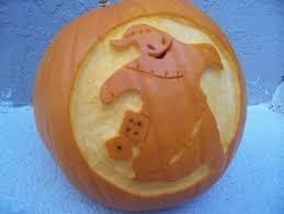 Nightmare Before Christmas Pumpkin Template by Pumpkin Carving Ideas Pumpkin