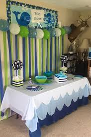 decoration baby shower boy my baby shower whale baby shower babies