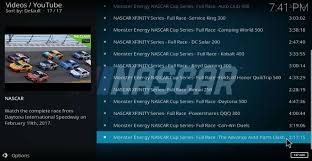 5 Best Nascar Kodi Addons And One To Avoid | Comparitech Watch Nascar Camping World Truck Series Race At Las Vegas Live Trackpass Races Online News Tv Schedules For Trucks Eldora Cup And Xfinity New Racing Completed Bucket List Pinterest Buckets Michigan 2018 Info Full Weekend Schedule Midohio Nascarcom Results Auto Racings Sued For Racial Discrimination Fortune Scoring Live Streaming Sonoma Qualifying Skeen Debuts In Miskeencom 5 Best Nascar Kodi Addons One To Avoid Comparitech Jjl Motsports Field Entry Roger Reuse