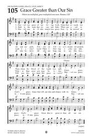 Baptist Hymnal 2008 105 Marvelous Grace Of Our Loving Lord