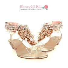 Pretty Sandal Shoes