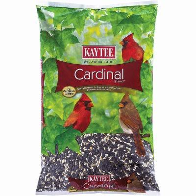 Kaytee 100525367 Cardinal Blend Wild Birds Food - 15lbs