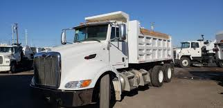 PETERBILT Dump Trucks For Sale