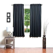 Curtains Black Blackout Curtain Lining Ikea Best Thermal Insulated