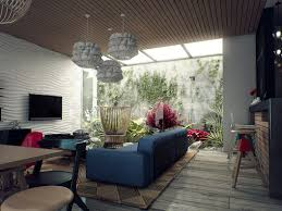 100 Internal Design Of House Homes With Small Courtyards